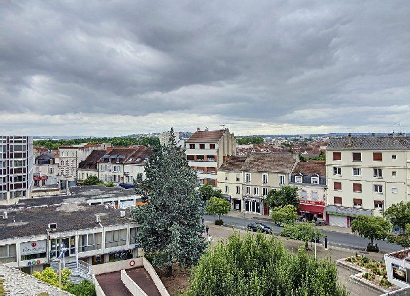 Appartement à vendre 90.91m2 à Montluçon