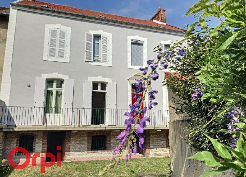 Maison à vendre 171m2 à Montluçon