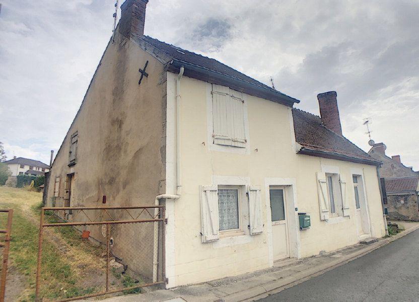 Maison à vendre 59m2 à Vallon-en-Sully