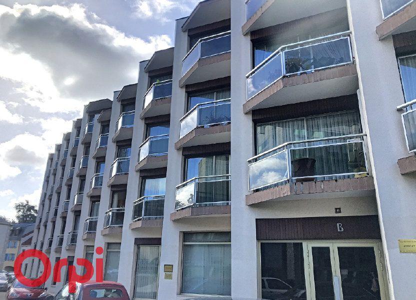Appartement à vendre 89m2 à Montluçon