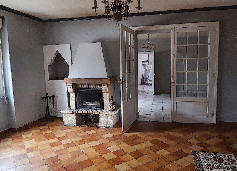 Maison à vendre 124m2 à Montluçon