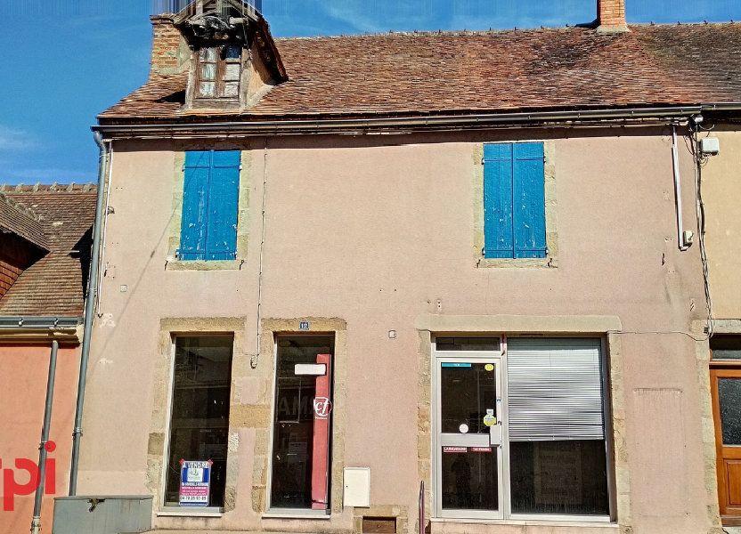 Maison à vendre 115m2 à Villefranche-d'Allier