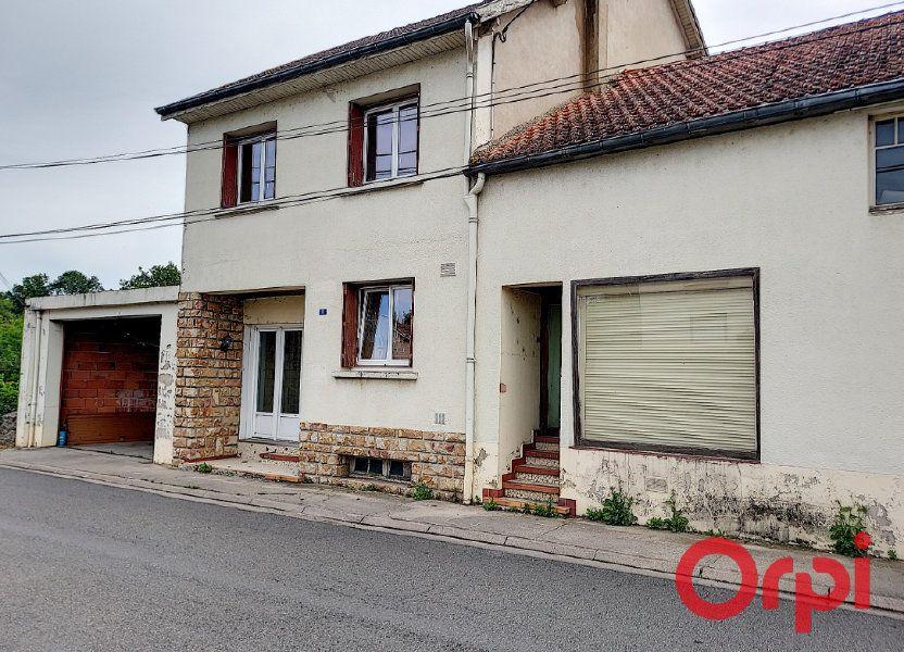 Maison à vendre 150m2 à Vallon-en-Sully