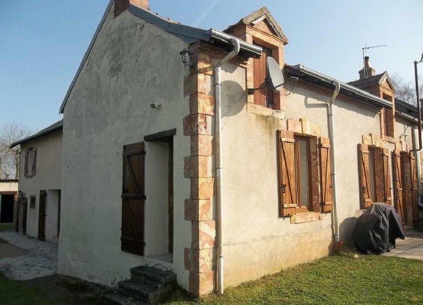 Maison à vendre 176m2 à Vesdun