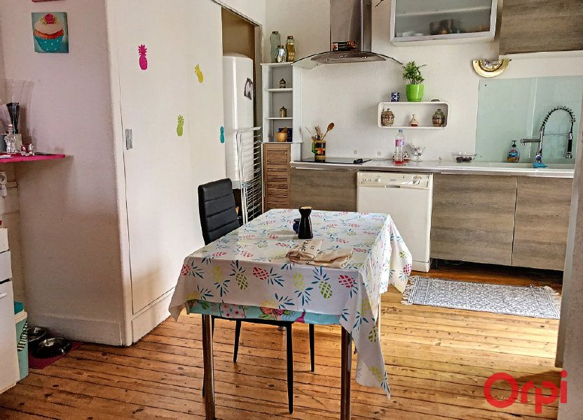 Appartement à vendre 80m2 à Montluçon