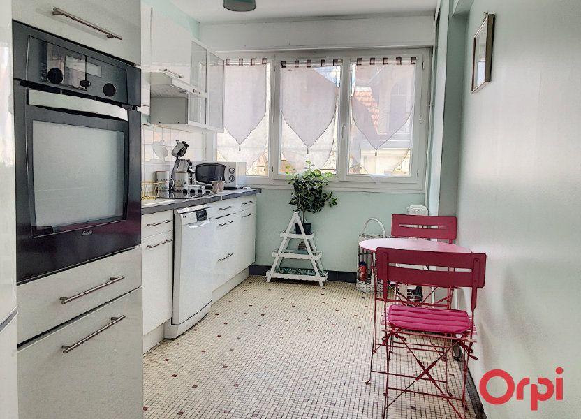 Appartement à vendre 82m2 à Montluçon