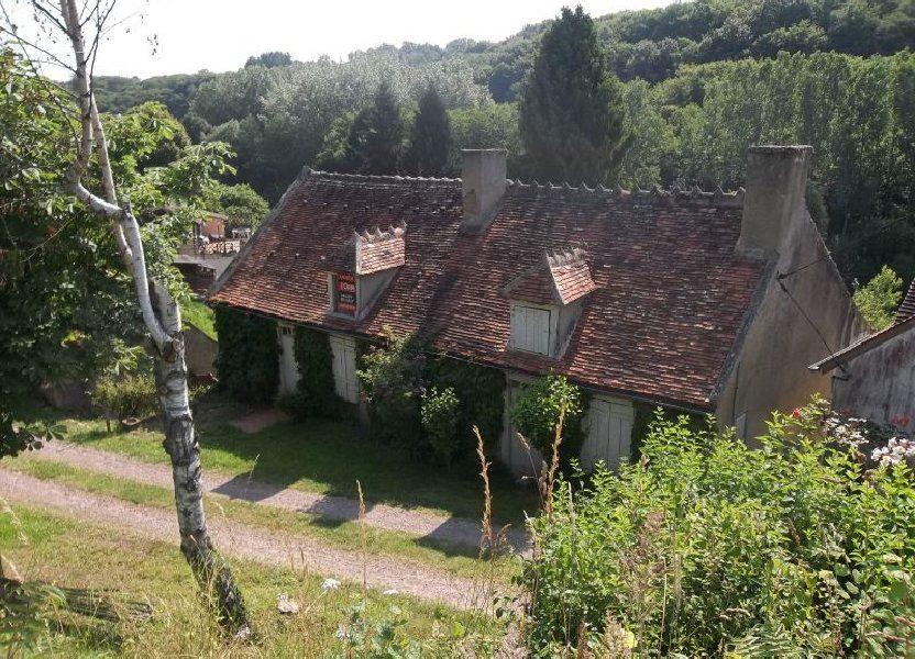 Maison à vendre 94m2 à Louroux-Bourbonnais