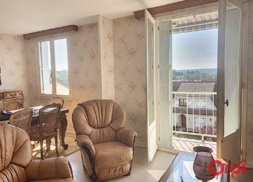 Appartement à vendre 78.52m2 à Montluçon