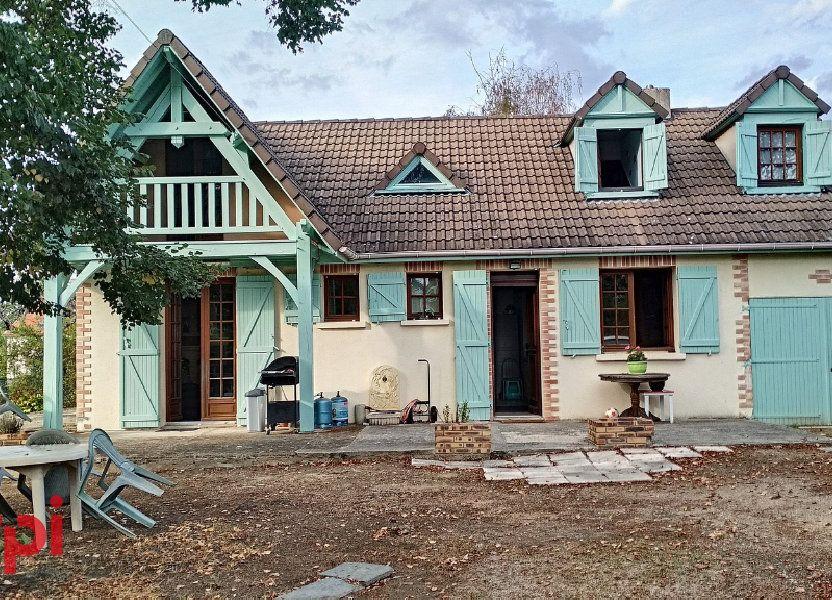 Maison à vendre 100m2 à Bézenet
