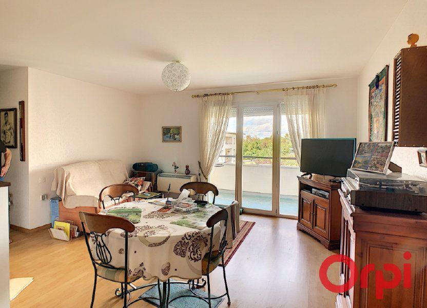 Appartement à vendre 61.26m2 à Montluçon