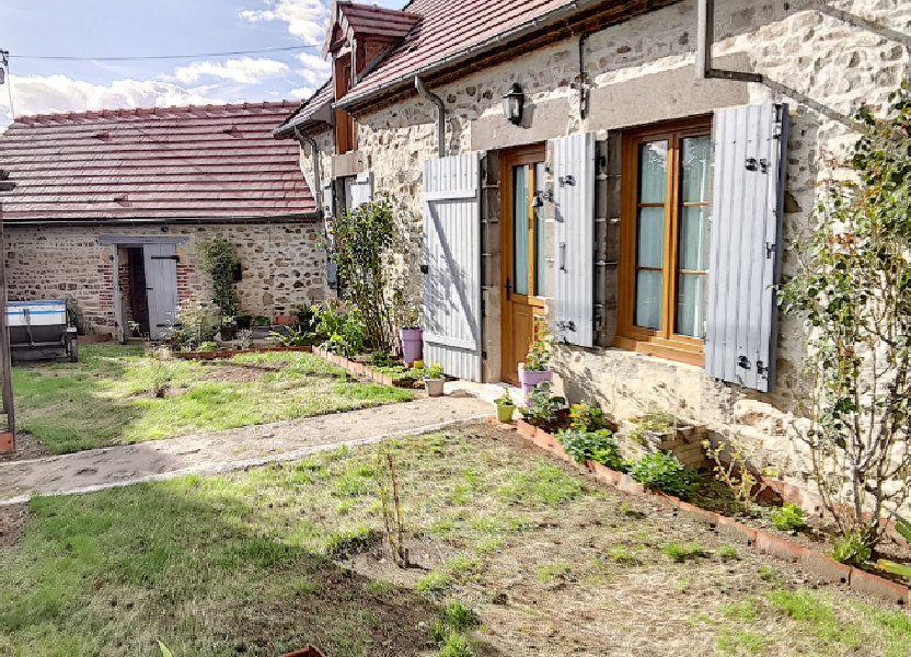 Maison à vendre 110m2 à Voussac