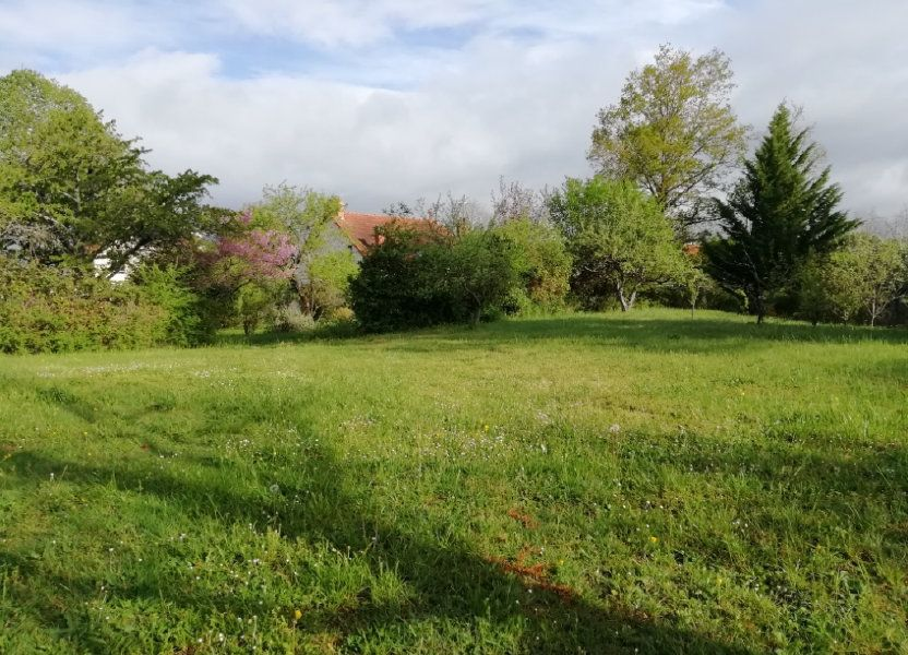 Terrain à vendre 760m2 à Montluçon