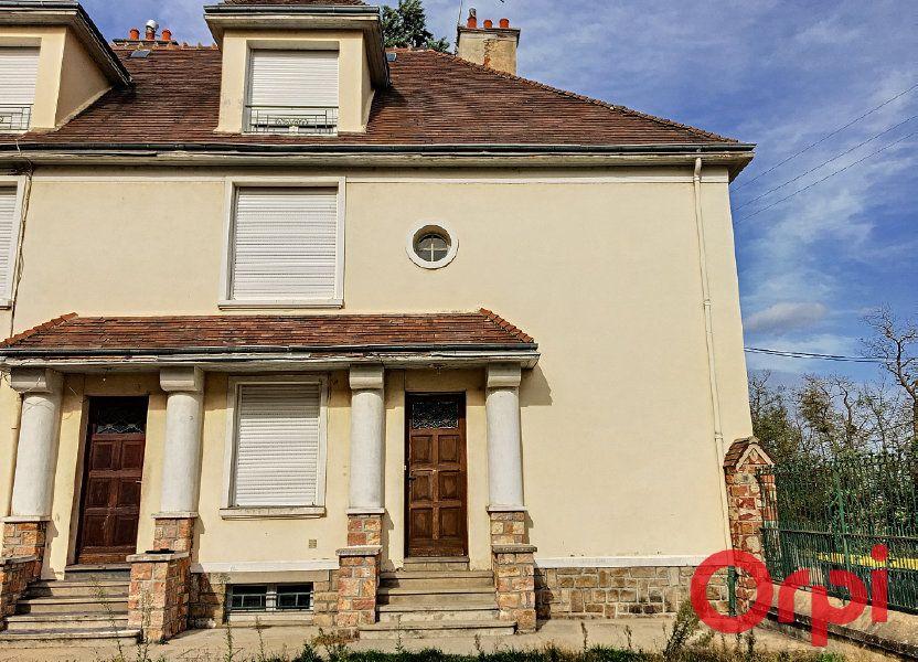 Appartement à vendre 96m2 à Lavault-Sainte-Anne