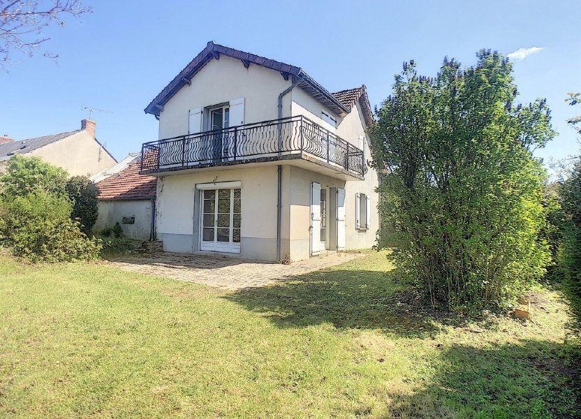 Maison à vendre 162m2 à Vallon-en-Sully