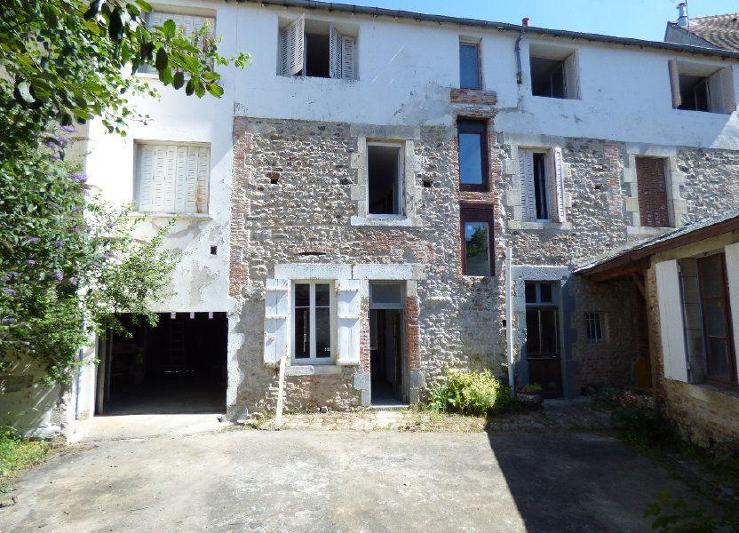 Maison à vendre 315m2 à Évaux-les-Bains