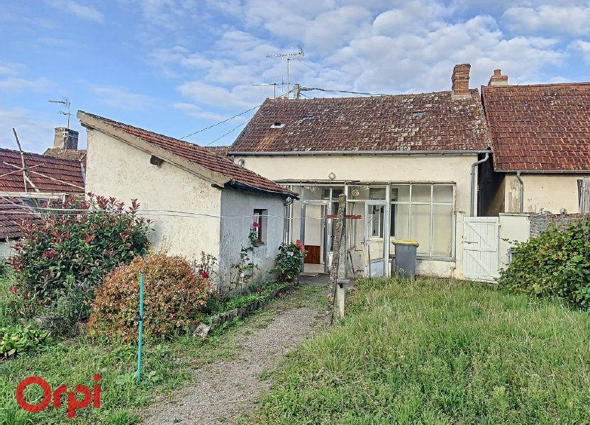 Maison à vendre 50m2 à Montmarault
