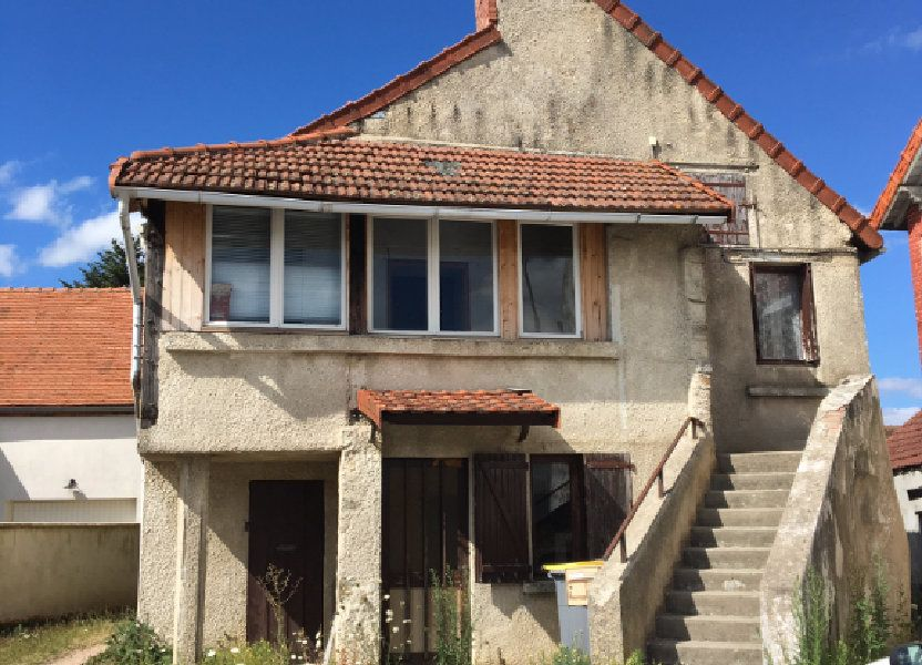 Maison à vendre 45m2 à Quinssaines