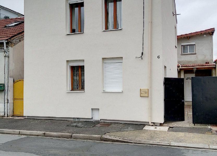 Immeuble à vendre 70m2 à Montluçon