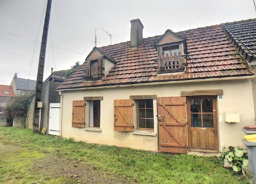 Maison à vendre 56m2 à Vallon-en-Sully