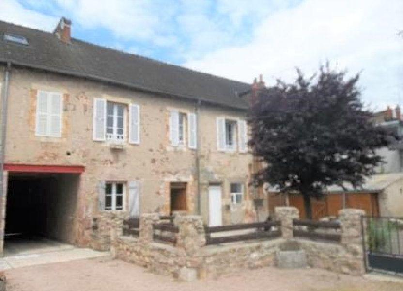 Immeuble à vendre 140m2 à Vallon-en-Sully