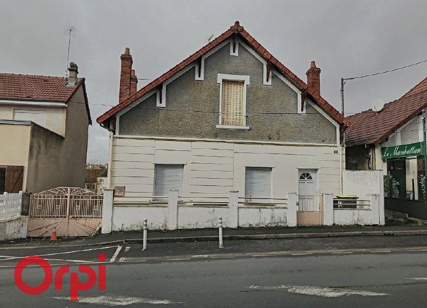 Maison à vendre 63.9m2 à Montluçon