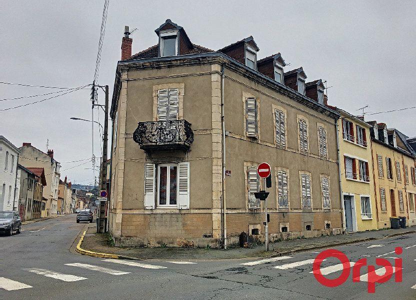Immeuble à vendre 0m2 à Montluçon