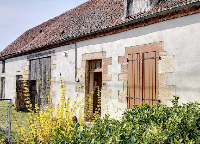 Maison à vendre 38m2 à Voussac