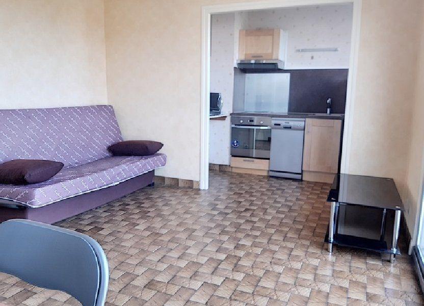 Appartement à vendre 28m2 à Montluçon