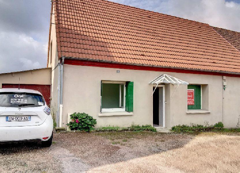 Maison à vendre 95m2 à Commentry