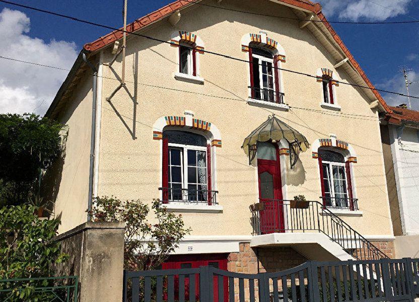 Maison à vendre 128m2 à Montluçon