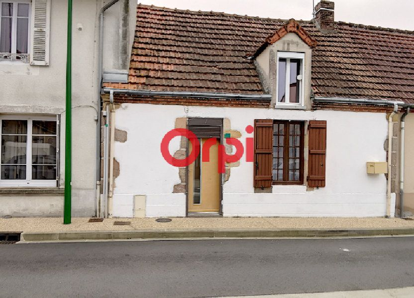 Maison à vendre 48.59m2 à Montmarault