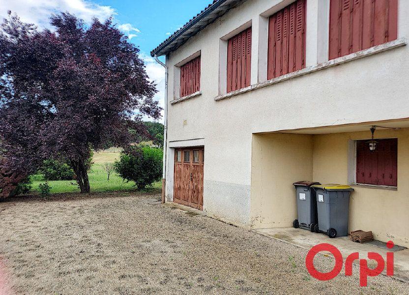 Maison à vendre 65m2 à Vallon-en-Sully