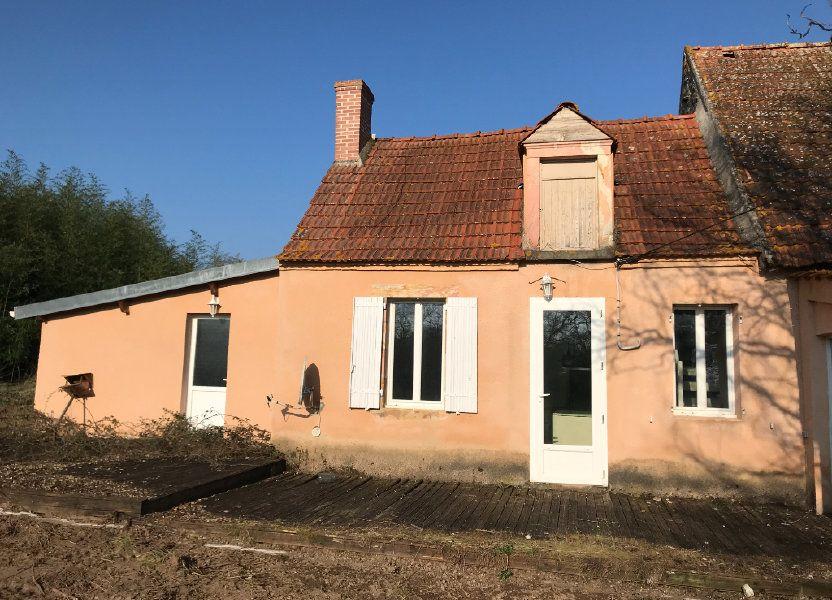 Maison à vendre 67m2 à Vallon-en-Sully