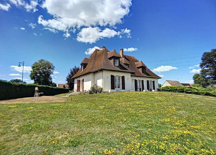 Maison à vendre 213m2 à Montluçon