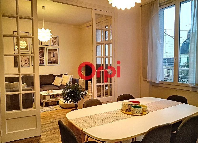 Appartement à vendre 116.41m2 à Montluçon