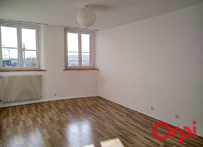 Appartement à vendre 55m2 à Montluçon