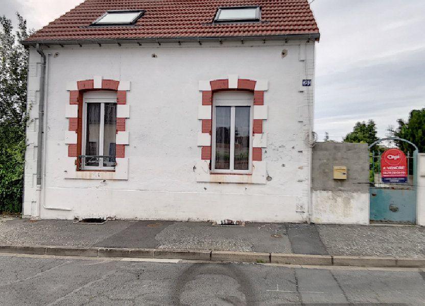 Maison à vendre 86m2 à Commentry