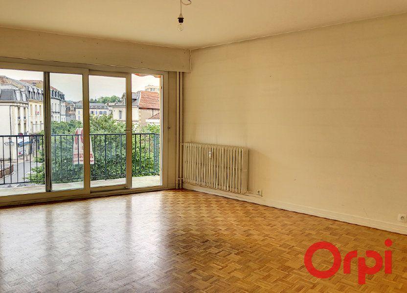 Appartement à vendre 73.8m2 à Montluçon