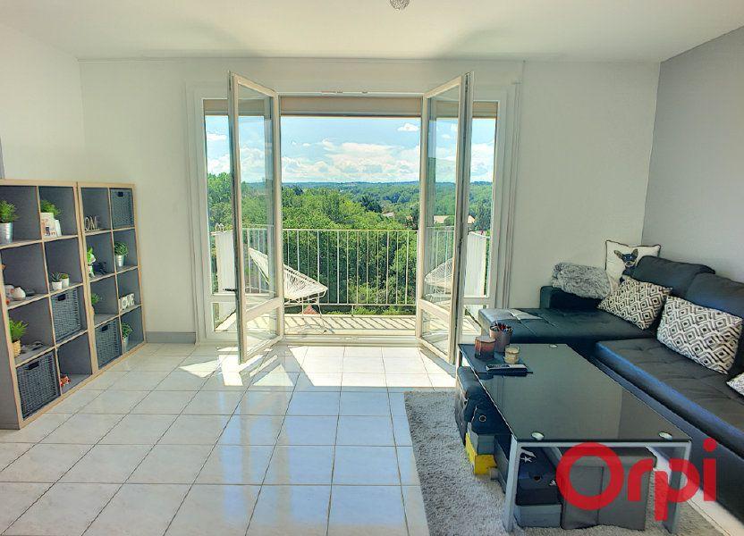 Appartement à vendre 59m2 à Montluçon