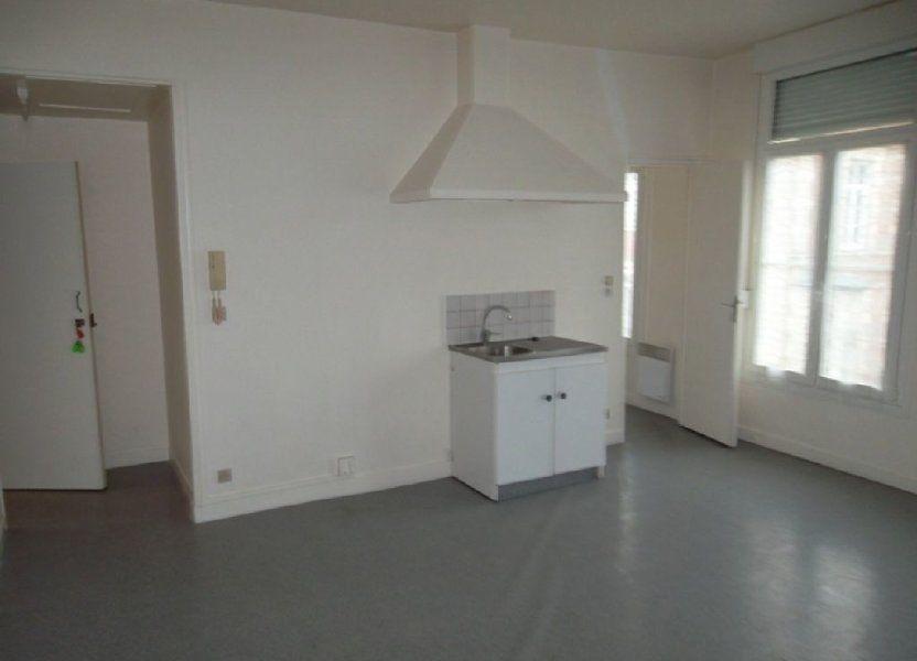 Appartement à louer 26.23m2 à Saint-Quentin