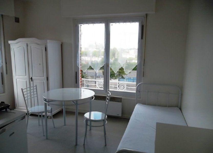 Appartement à louer 15m2 à Saint-Quentin