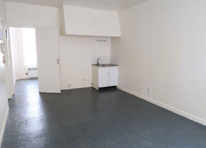Appartement à louer 32.18m2 à Saint-Quentin