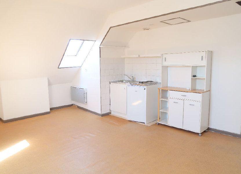 Appartement à louer 31m2 à Saint-Quentin