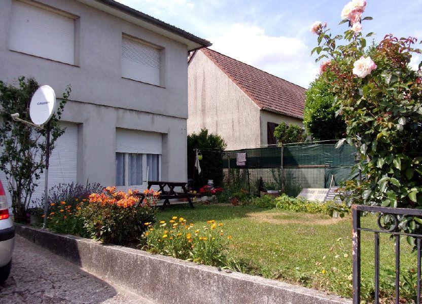 Appartement à louer 70m2 à Homblières