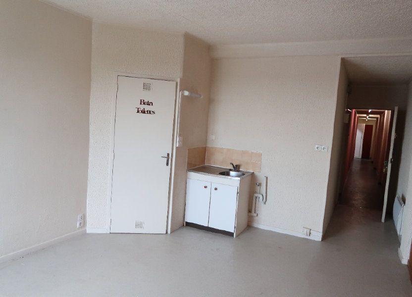 Appartement à louer 22.73m2 à Saint-Quentin