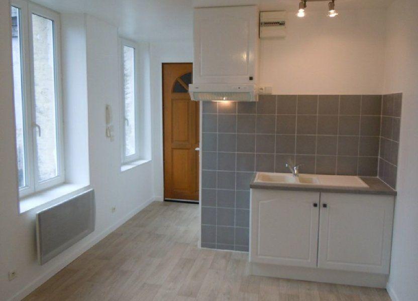 Appartement à louer 24.86m2 à Saint-Quentin