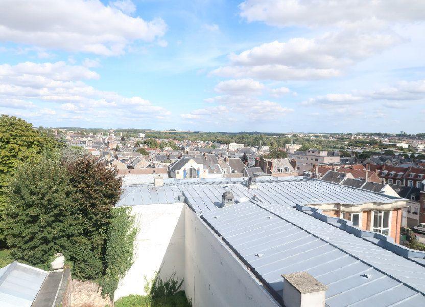 Appartement à louer 32.6m2 à Saint-Quentin
