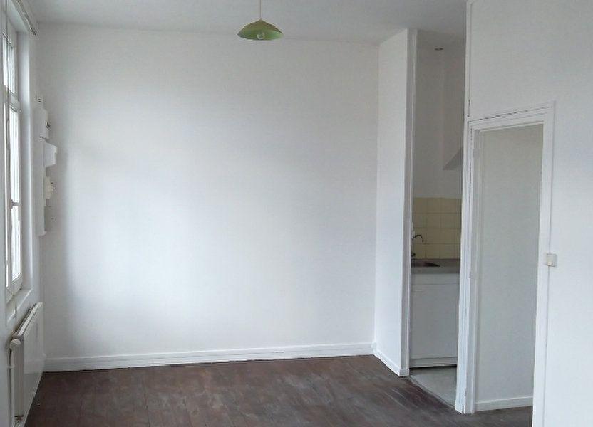 Appartement à louer 40.5m2 à Saint-Quentin