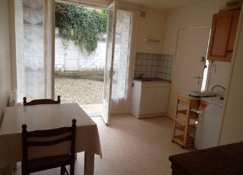 Appartement à louer 21.78m2 à Saint-Quentin