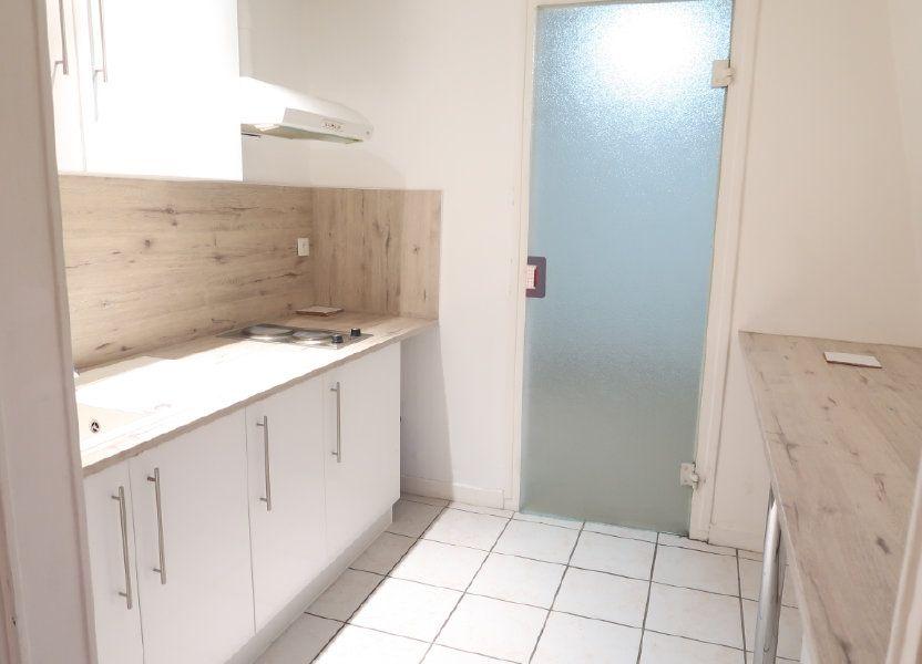 Appartement à louer 39m2 à Saint-Quentin